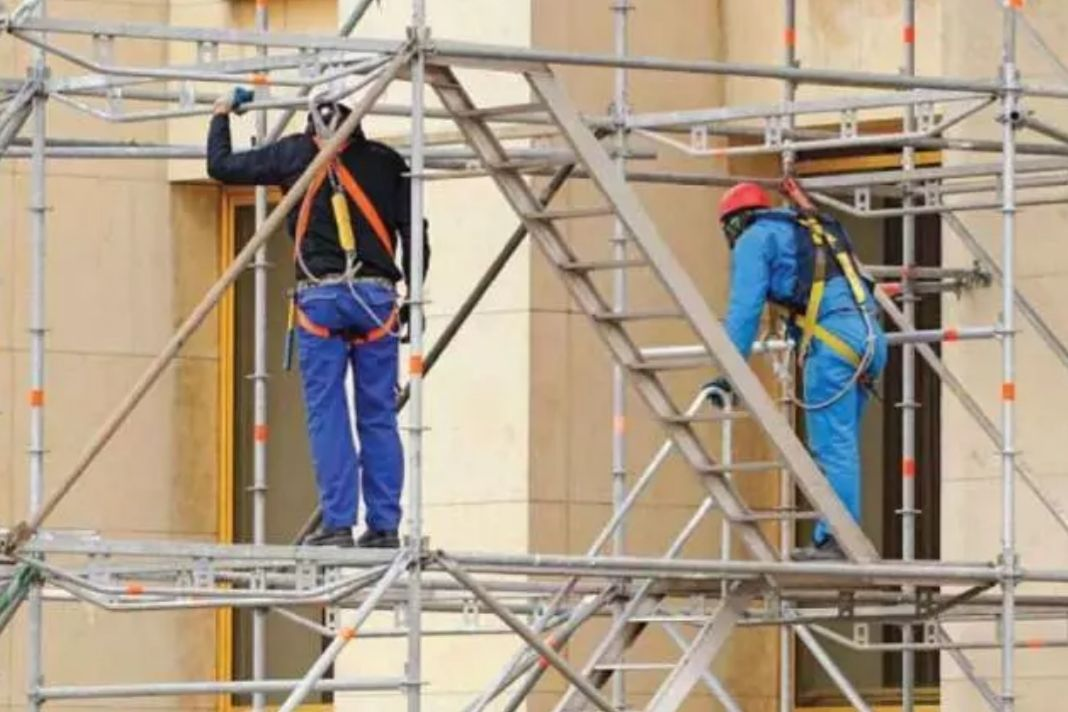 Safe Steps for Working at Height