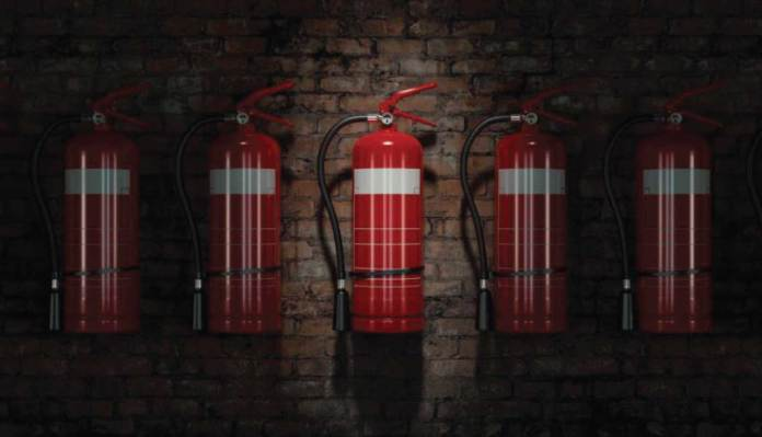 Standard Operating Procedures For Fire Prevention