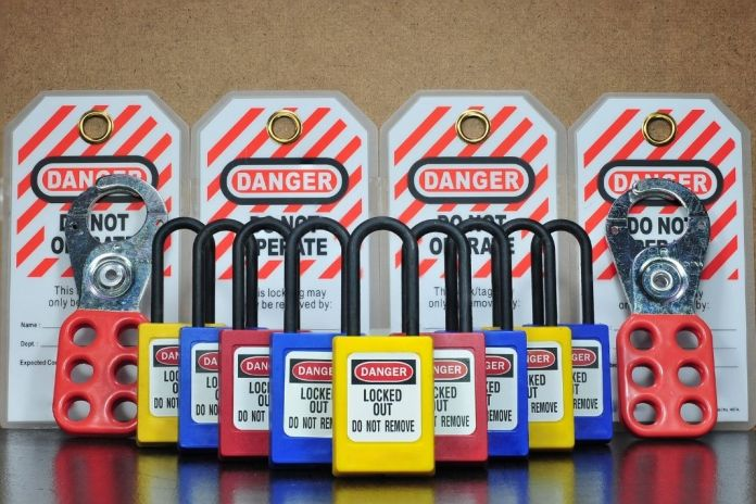 Step 6 Isolation Verification - Lockout Tagout