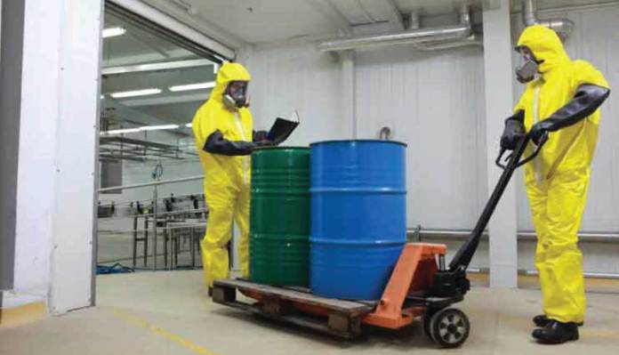 The Hierarchy Of Control For Chemical Safety