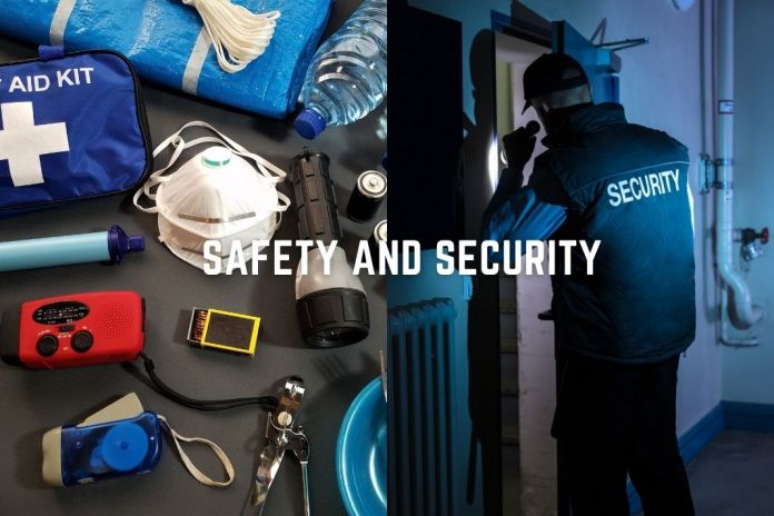 Difference Between the Safety and Security