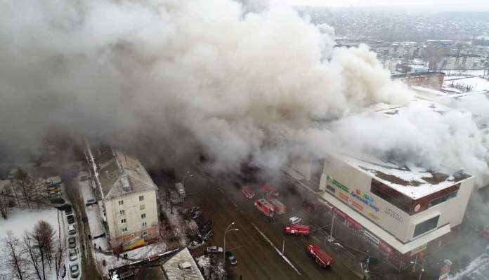 Shopping Malls Electrical Wiring Fire Fire-fighting Equipment Design Requirements