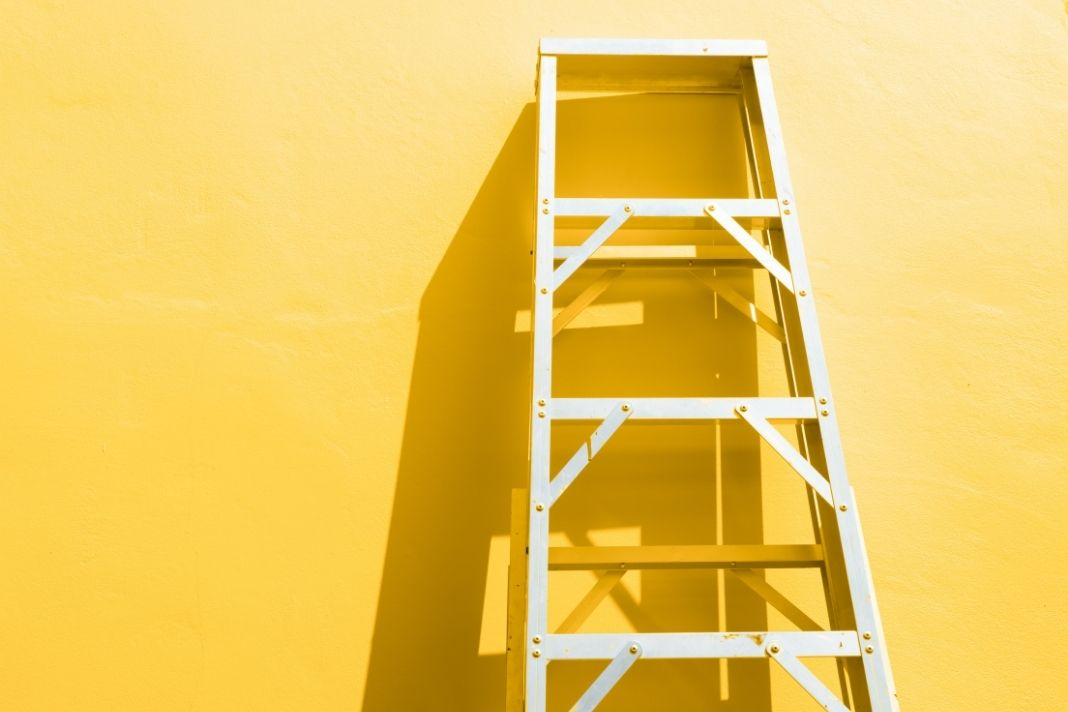 The 3 Points Of Contact Rule Of Ladder Safety