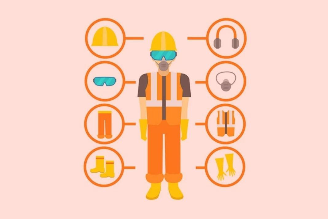 The Types of Personal Protective Equipment (PPE)
