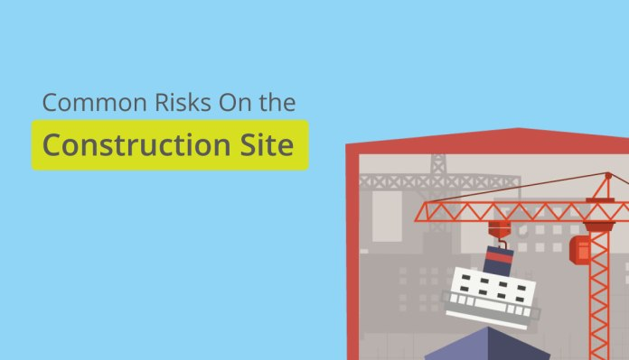 Common Risks On the Construction Site