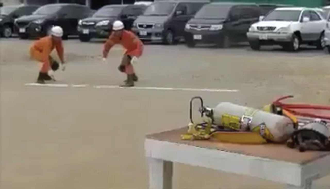 Workplace Emergency Drill and Exercise
