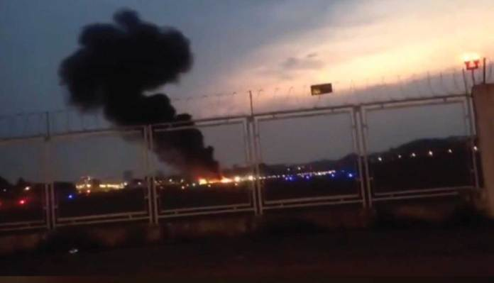 Plane Owned by Brazilian Plastic Firm Crashes, Killing Pilot (Video)