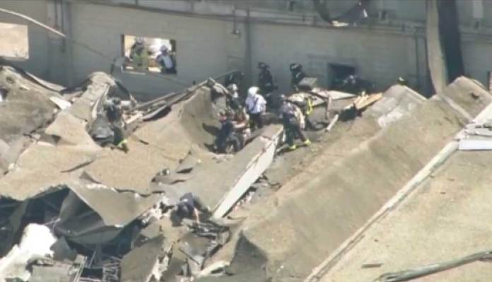 At Least 8 Injured After Chicago Explosion, Roof Collapse