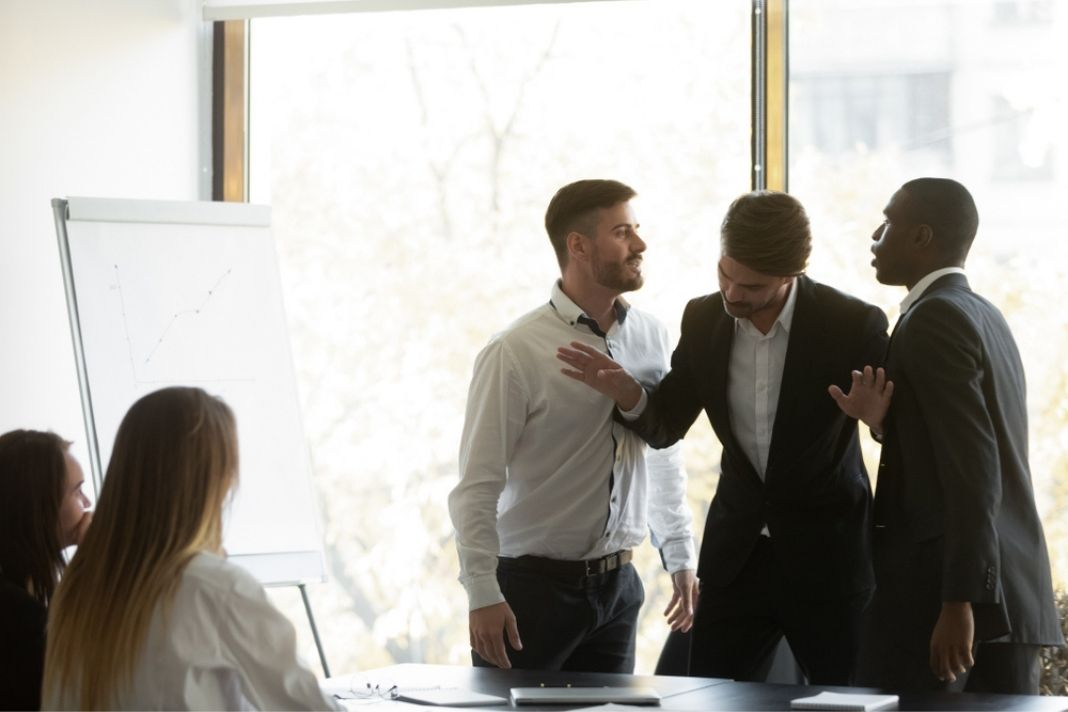 The Control Measures To Avoid The Violence At Workplace