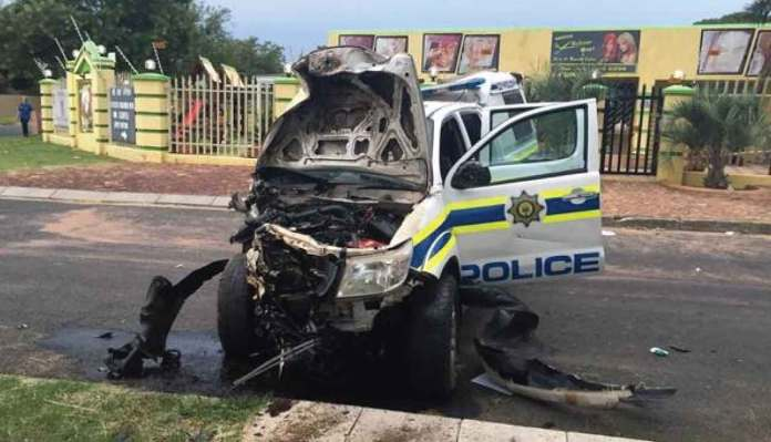 Police Saddened by the Loss of Two Members in Fatal Road Accidents