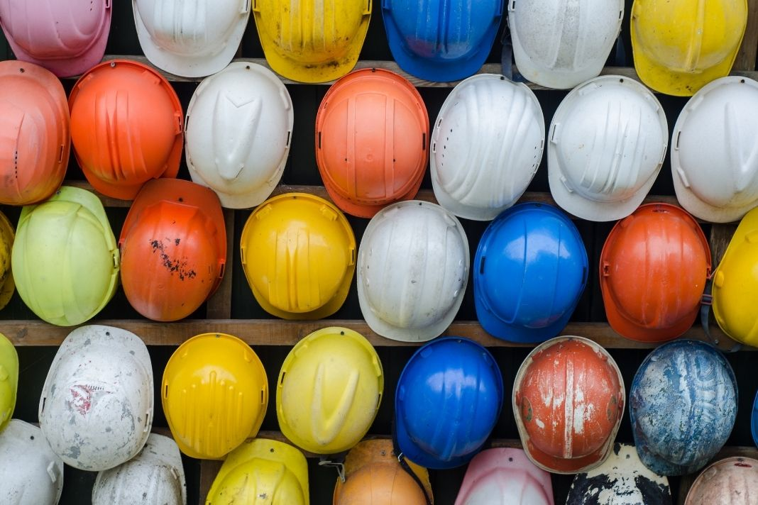 The Different Types Of Hard Hats