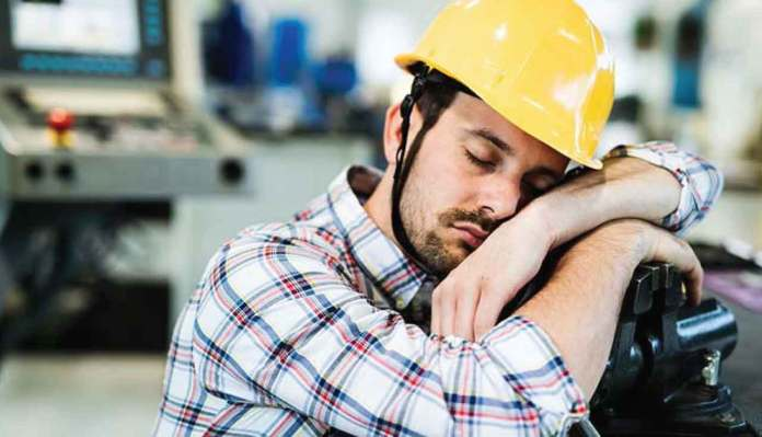 Are You Sick and Tired of Working Too Hard