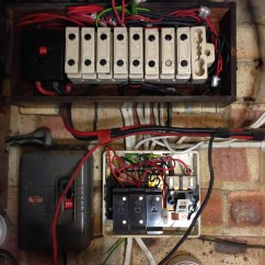 Home Fuse Box Wiring Diagram Diagrams Are Usually Found Where Old Simple Schematic Circuit Index Online An Edison Panel