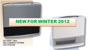 Paloma Gas Heaters New for 2012