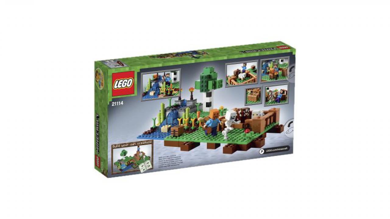 Die Farm LEGO Minecraft  Kidsahoich