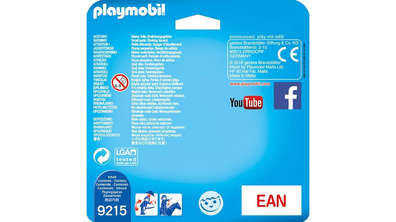 Playmobil Duo Prince et princesse Playmobil Playmo  youpikidsch