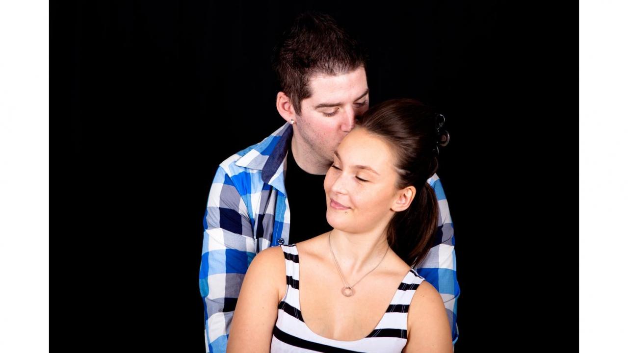 Fotoshooting FR mit der Familie Paare ode