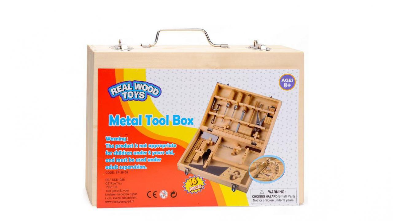 Werkzeugkoffer Kinder