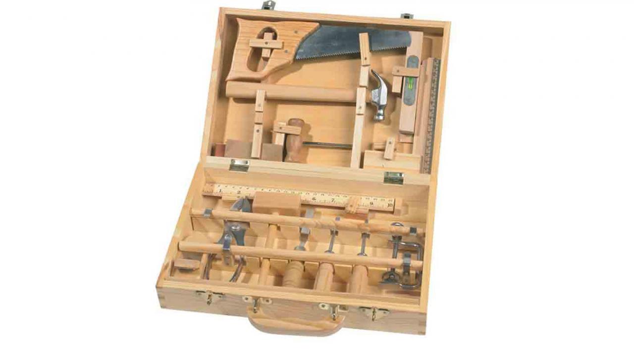 Werkzeugkoffer fr Kinder