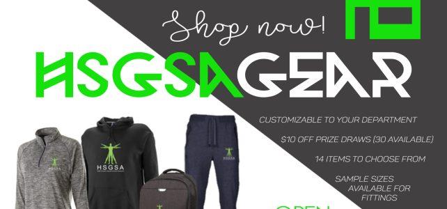 HSGSA Gear