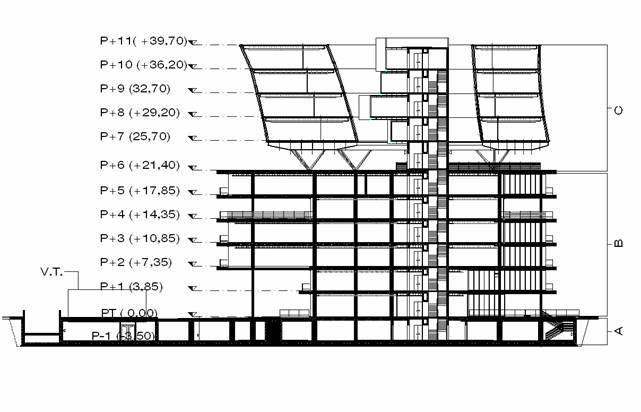 Descrizione sommaria dell'edificio