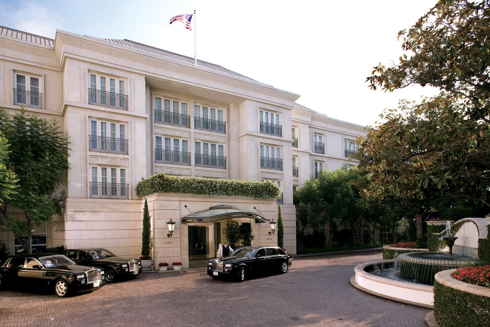 比華利山半島酒店