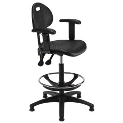 Office Chair Arms Replacement Parts Uk Rocking Kids Tiverton Operator T990adj Hsi Furniture