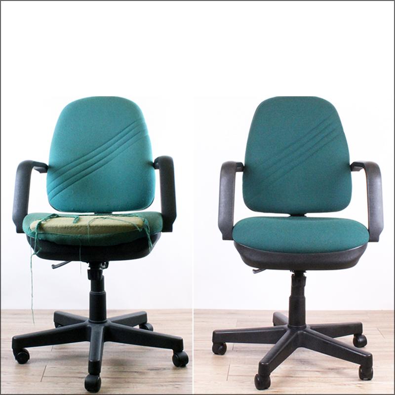 ergonomic chair repair rei flex lite vs helinox renovation gallery | hsi office furniture new and renovation, reupholstery ...