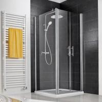 Mit Seitenwand. Affordable Elegant Kermi Walk In Shower ...