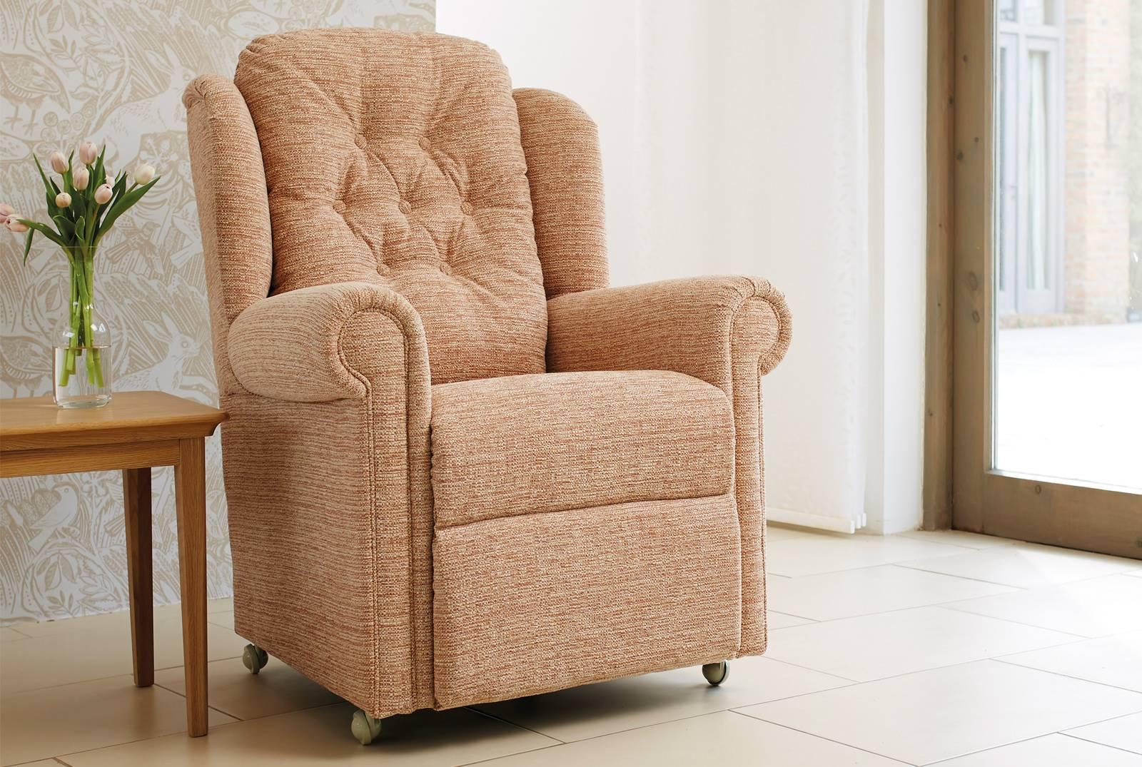 Hampton Relax Armchair Manufactured in the UK HSL