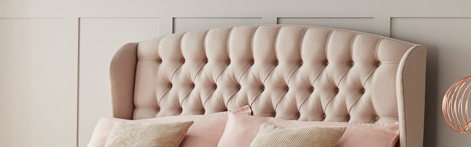 hight resolution of sumptuous headboards