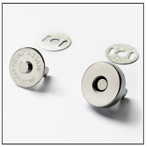 Small Magnetic Clasps for Bag Wallet Purse