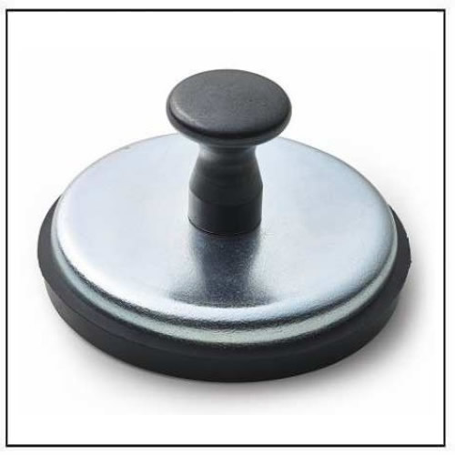 knob ferrite magnet with rubber cover