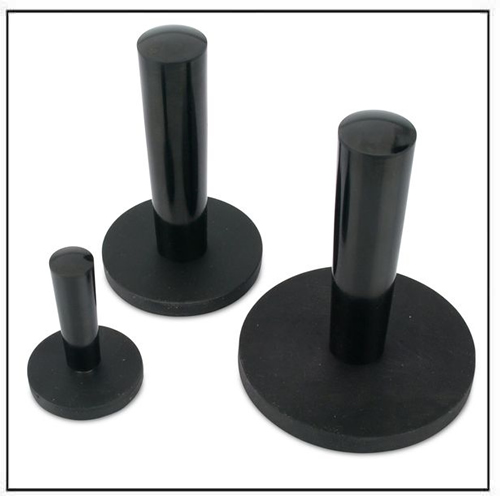 rubber-coat-ndfeb-magnetic-system-with-handle-or-grip