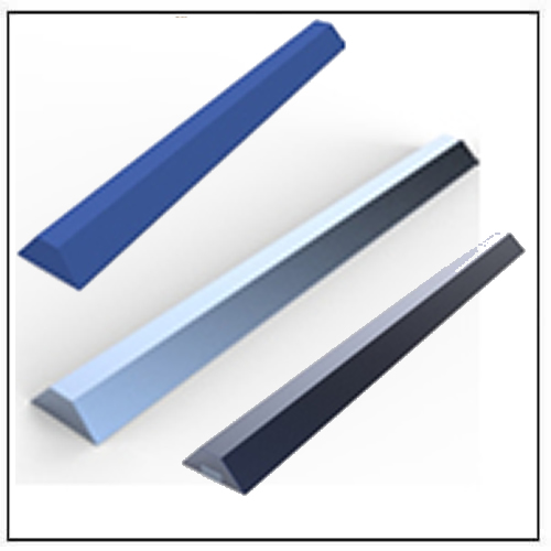 trapezoid-magnetic-rubber-chamfer