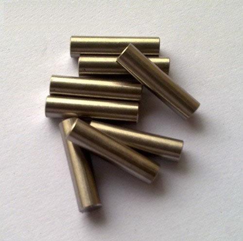 alnico 5 guitar pickup rod magnets flat top magnets by hsmag. Black Bedroom Furniture Sets. Home Design Ideas