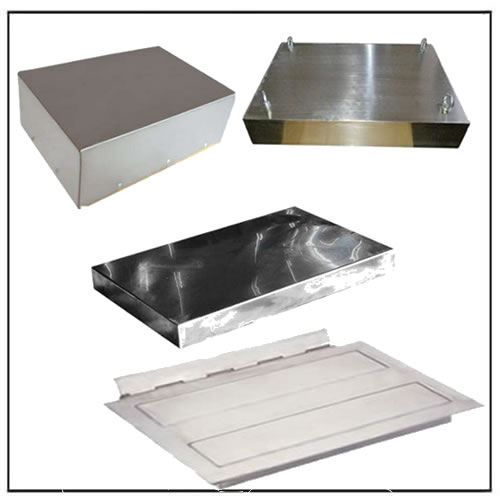Custom Permanent Magnetic Plates