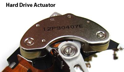 Hard-Drive-Actuator