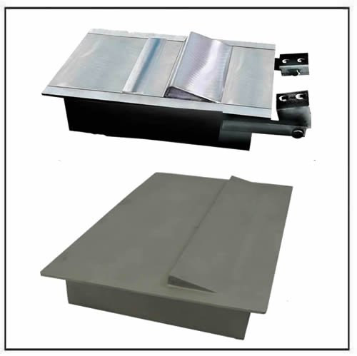 tapered-step-face-magnetic-plate