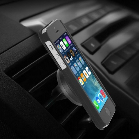 360 Degree Universal Car Holder Magnetic Air Vent Mount Dock SmartPhone Holder