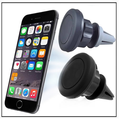 360 Degrees Rotating Magnetic Car Phone Holder