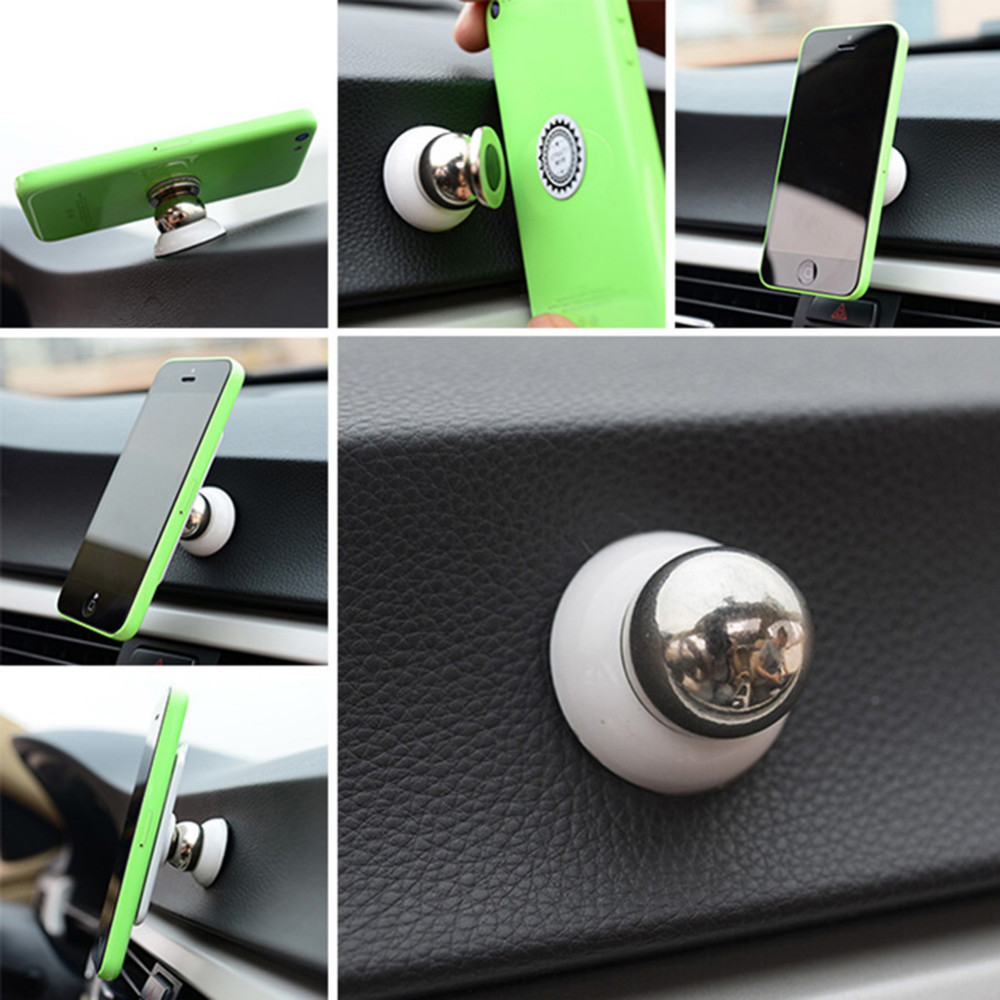360 Rotating Phone Magnetic Car Holder