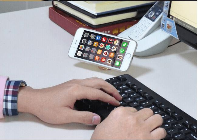 Multi-functional Mobile Phone Holder for office