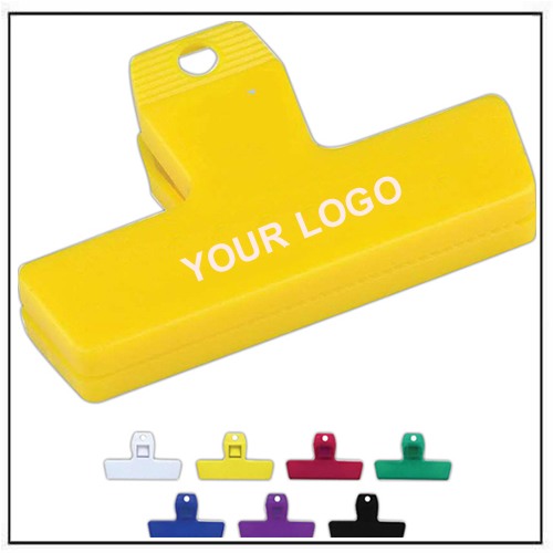 Promotional Mini Bag Clip With Magnet