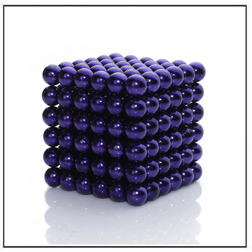 5mm Buckyballs Toy Magnets Puzzle