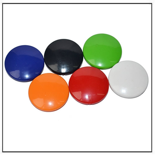 Assorted Coloured Ferrite Magnetic Buttons Magnetic Drawing Pins