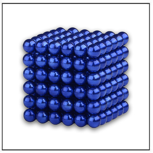 Light Blue Super Powerful Buckyballs