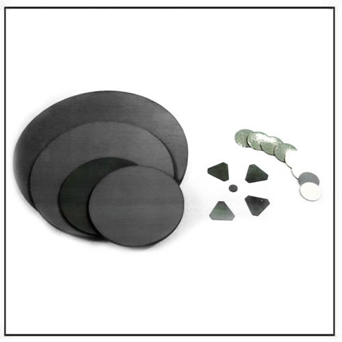 Ni Ferrite High Power Material Series - Microwave Ferrite