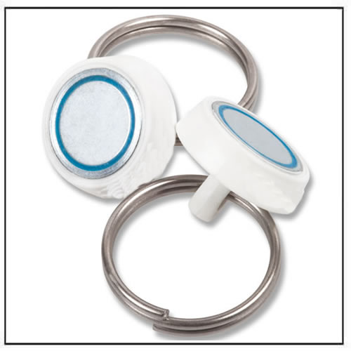 Round ClikMagnets – Blue