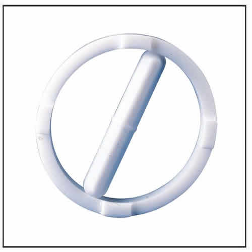 Spinring Magnetic Stir Bar PTFE